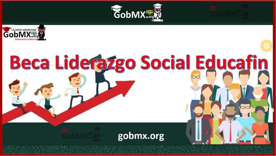 Beca Liderazgo Social Educafin