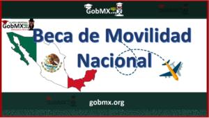 Beca de Movilidad Nacional