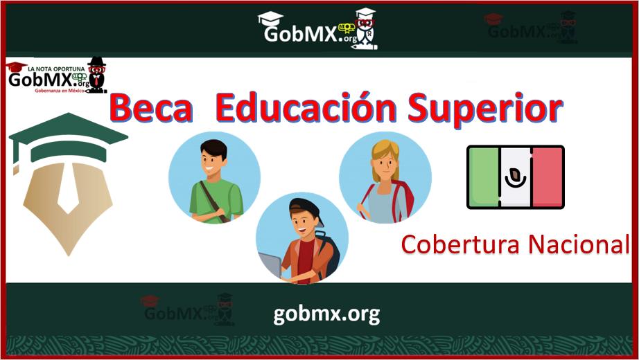 Becas Bienestar Educación Superior 2021-2022