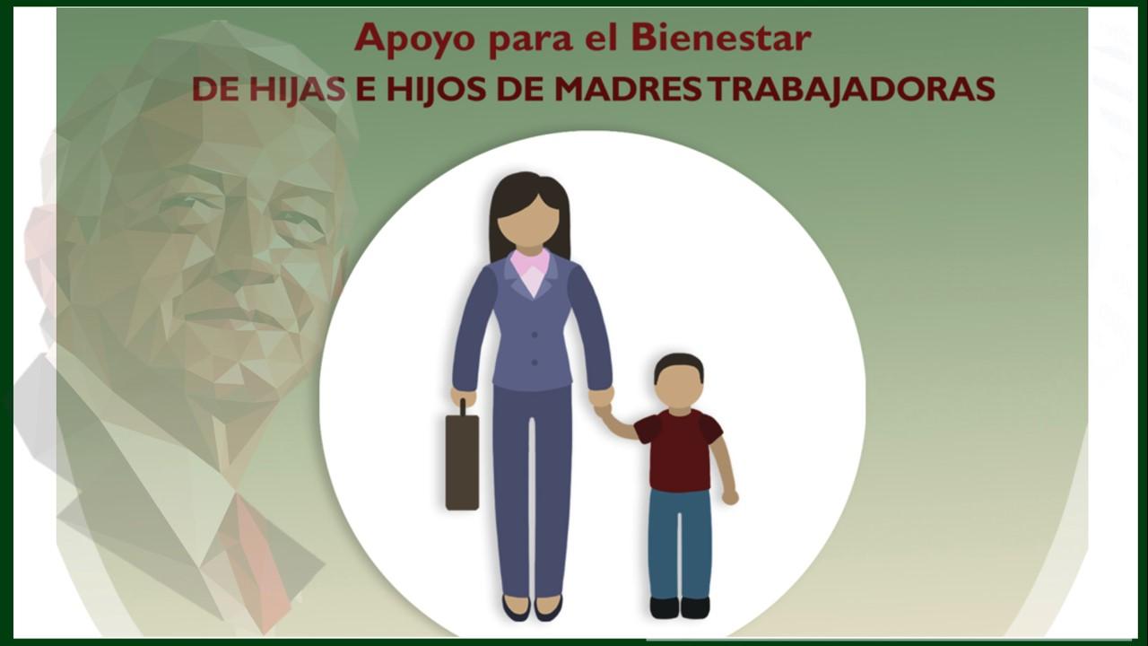 Programa de Apoyo para el Bienestar de las Niñas y Niños, Hijos de Madres Trabajadoras y Estudiantes