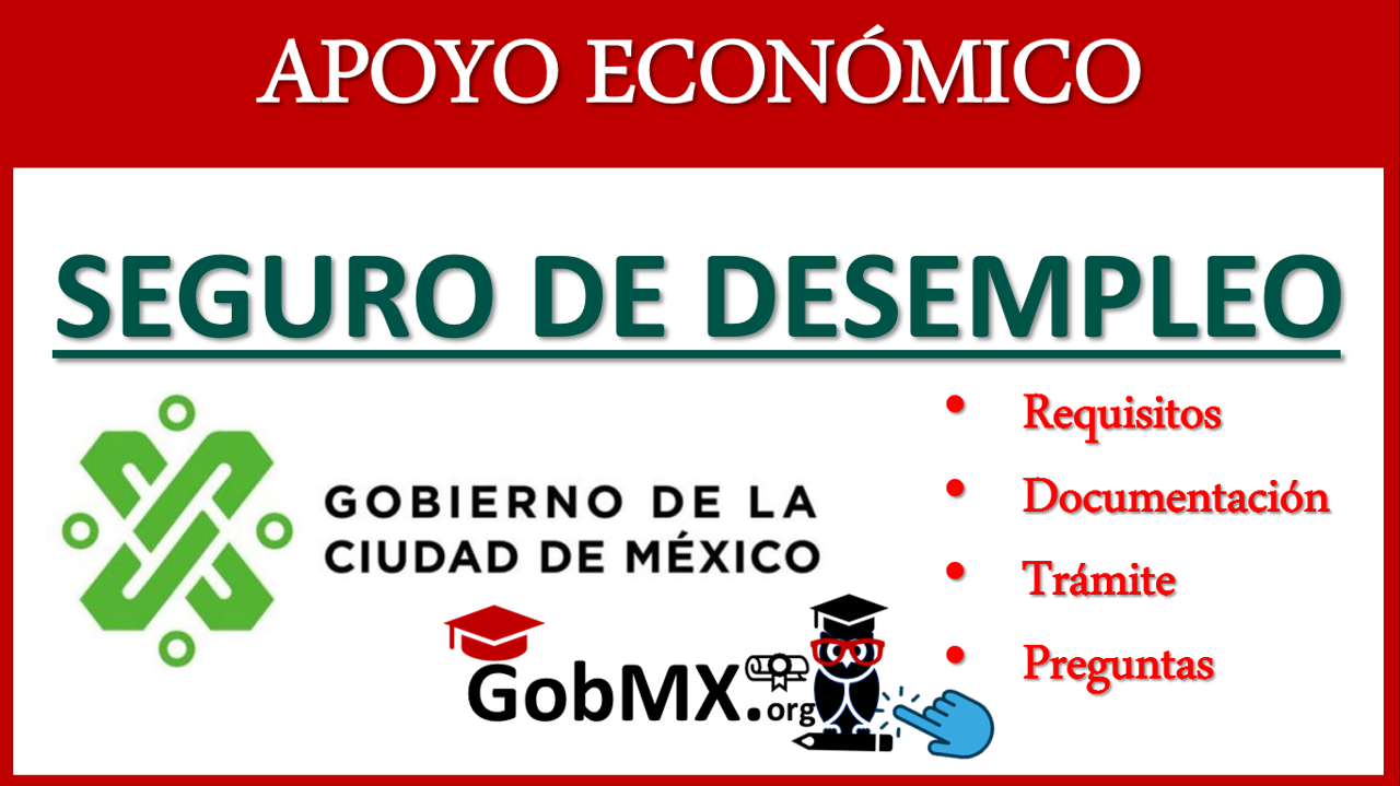 Seguro de Desempleo 2021-2022 de la Ciudad de México