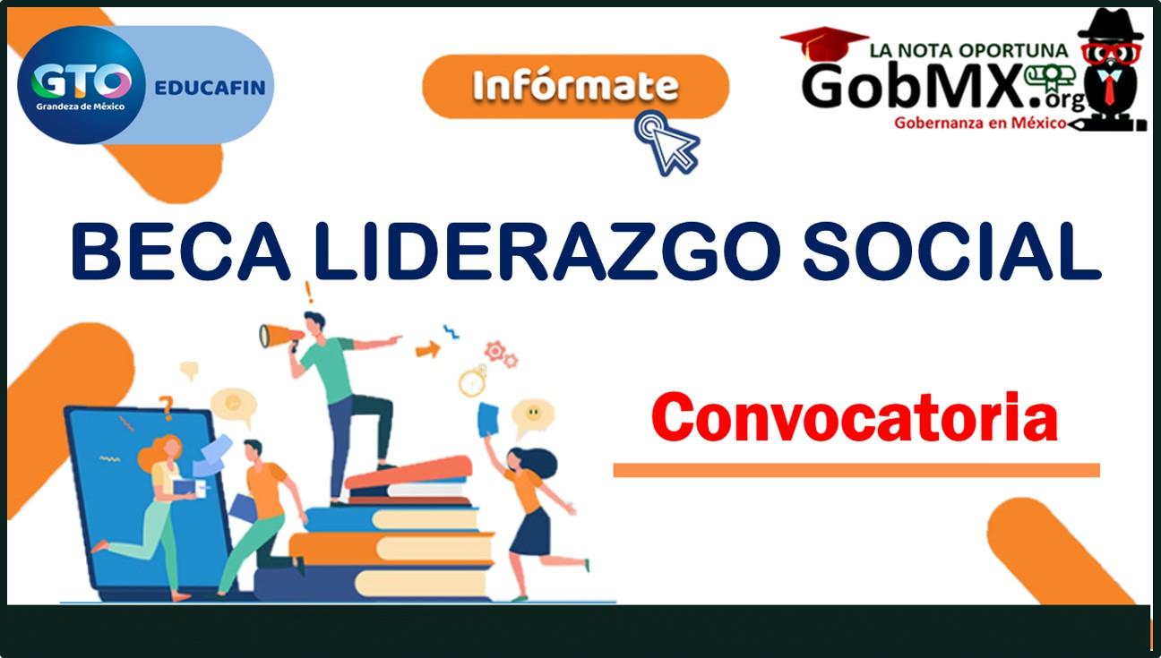 Beca Liderazgo Social Educafin 2021-2022