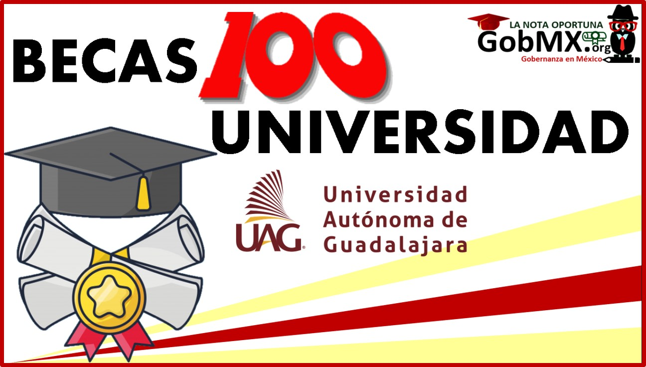 Becas 100 Universidad