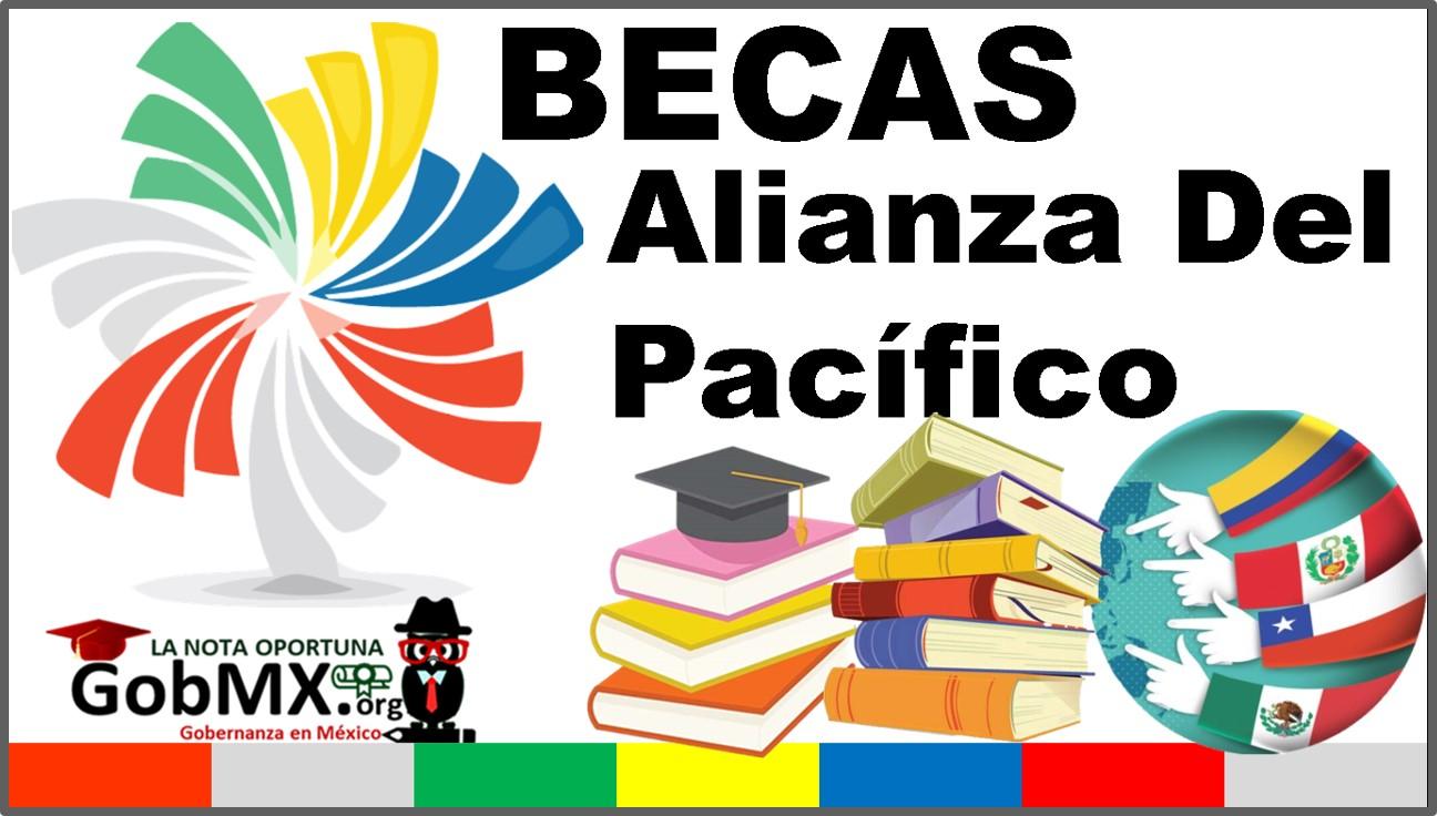 Becas Alianza del Pacífico 2021-2022