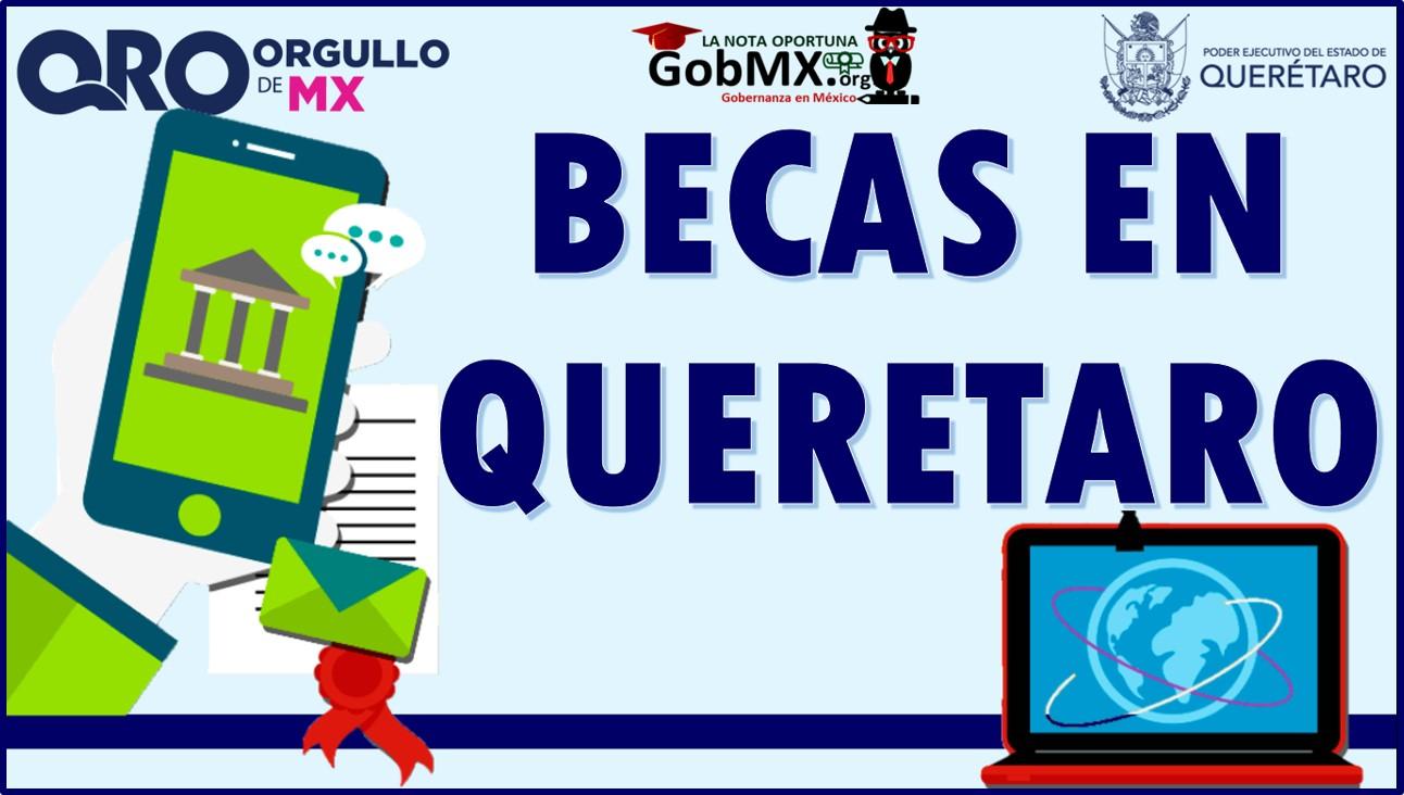 Becas en Querétaro