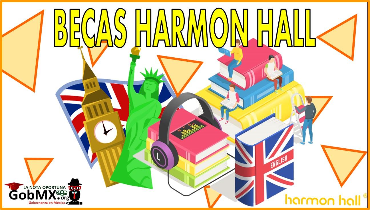 Becas Harmon Hall