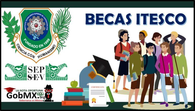 Becas ITESCO 2021-2022