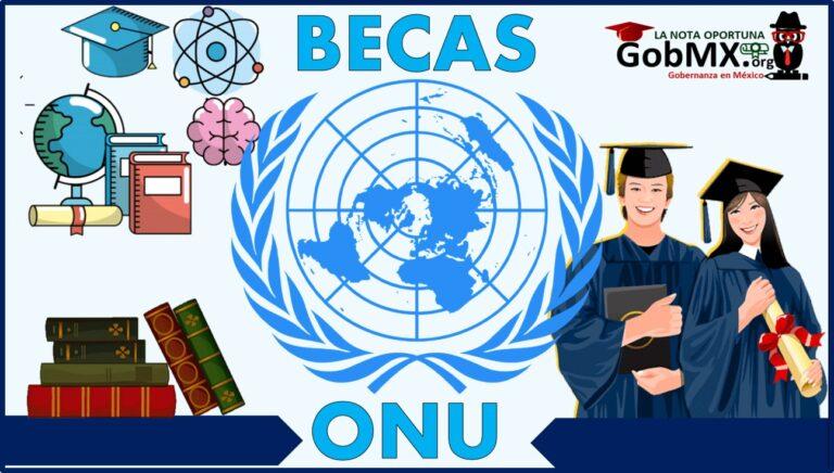 Becas ONU