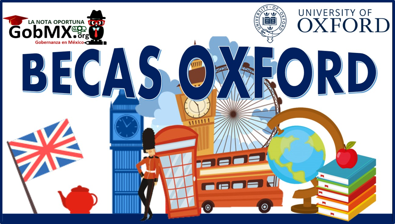 Becas Oxford