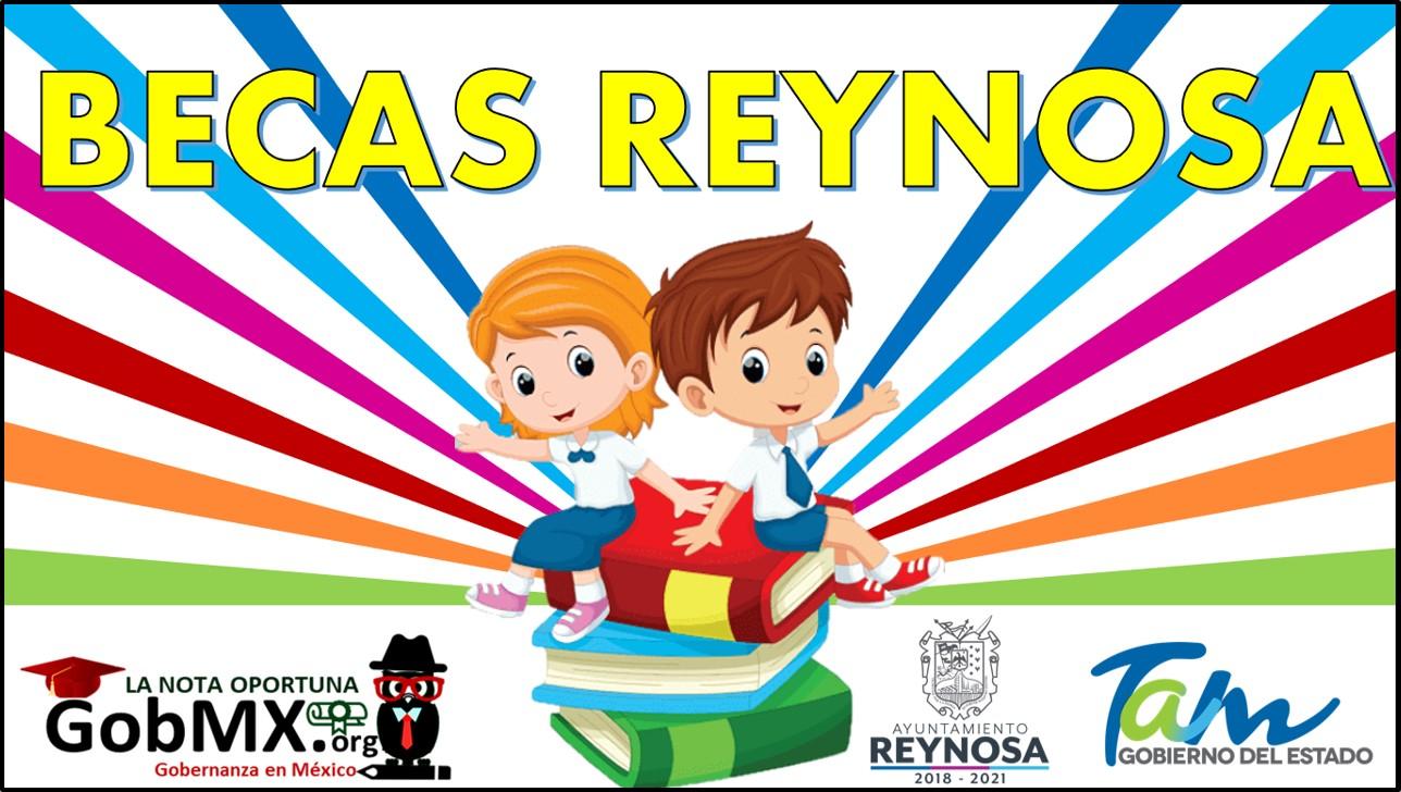 Becas Reynosa