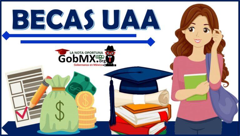 Becas UAA 2021-2022