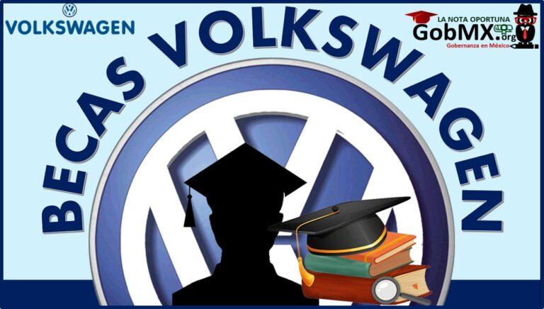 Becas Volkswagen