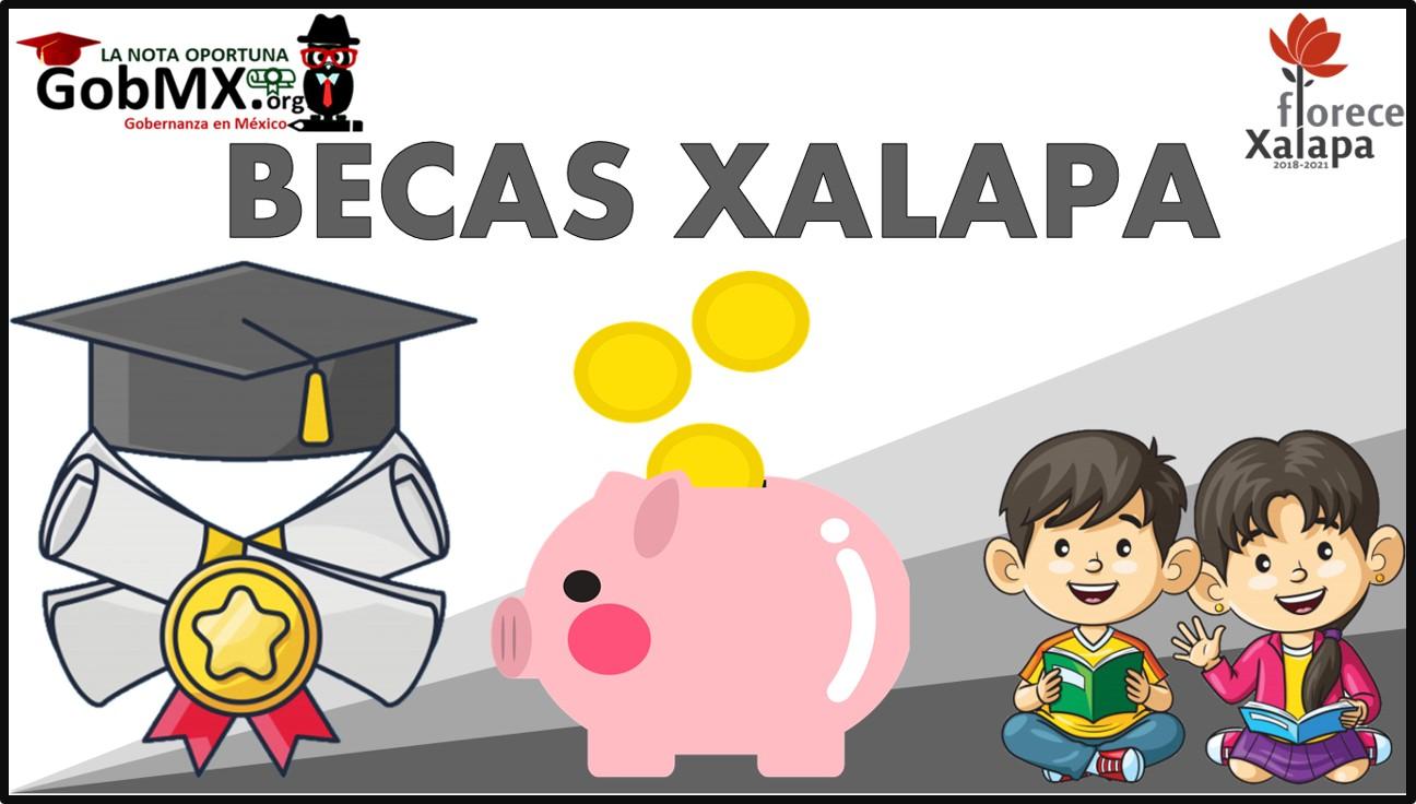 Becas Xalapa 2021