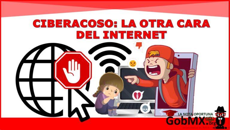 Ciberacoso: la otra cara del internet