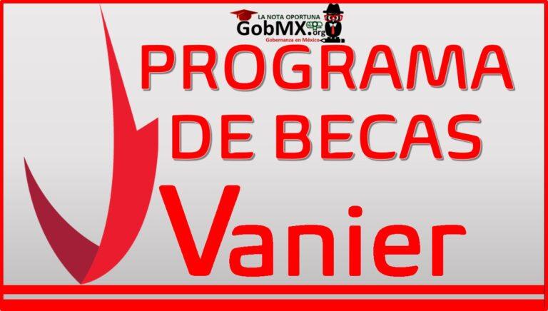 Programa de Becas Vanier