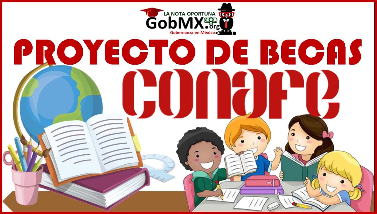 Proyecto de Becas CONAFE 2021-2022