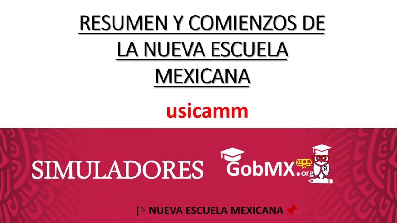 resumen-y-comienzos-de-la-nueva-escuela-mexicana